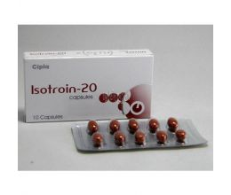 ISOTROIN CAPSULES (Isotretinoin)