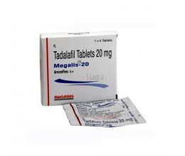 MEGALIS TABLETS (TADALAFIL TABLETS)